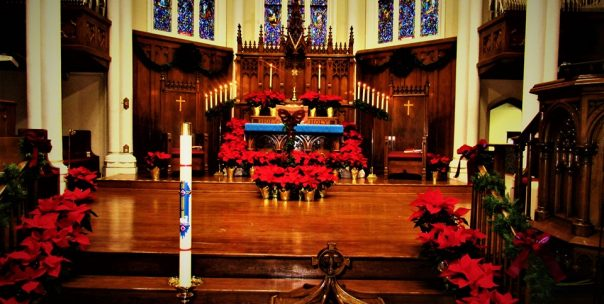 Virtual Christmas Eve Services @ 8:15 p.m. and 10:45 p.m.
